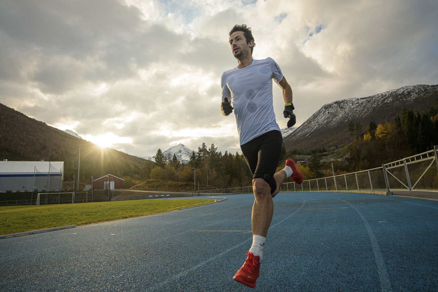 KILIAN JORNET SETS HIS SIGHTS ON 24-HOUR RUNNING CHALLENGE