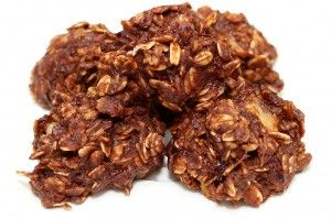 Banana Oatmeal Power Cookies
